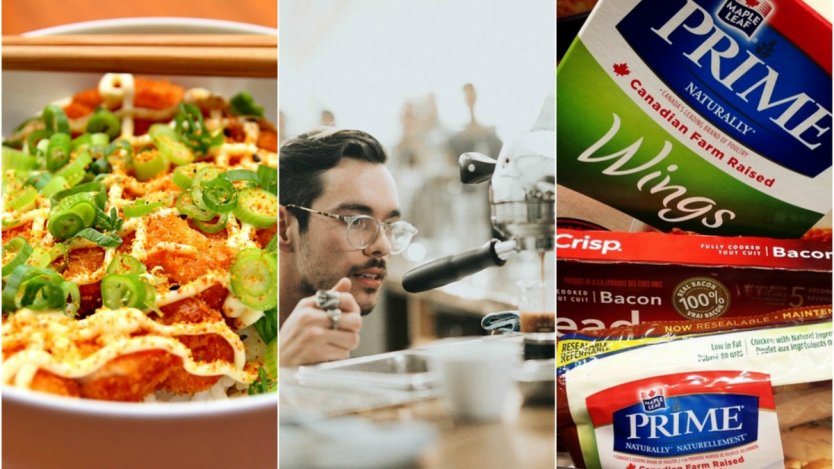Image for ICYMI: Over a century old Chinese food menu, Canadian food workers are the most vacation-deprived, and the Maple Leaf Foods recall in last week's food news