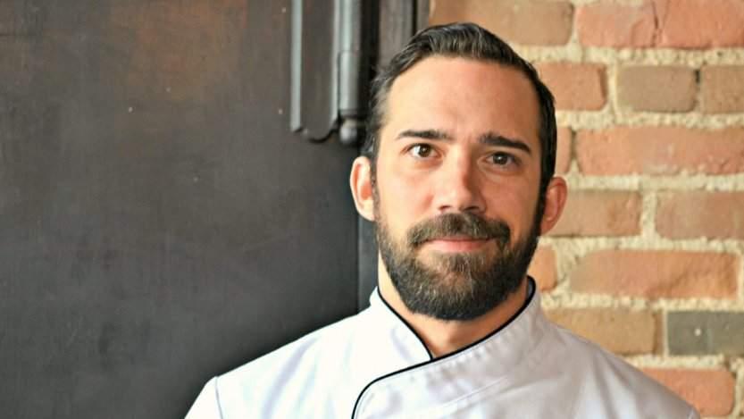 Chef Cory Rakowski Edmonton