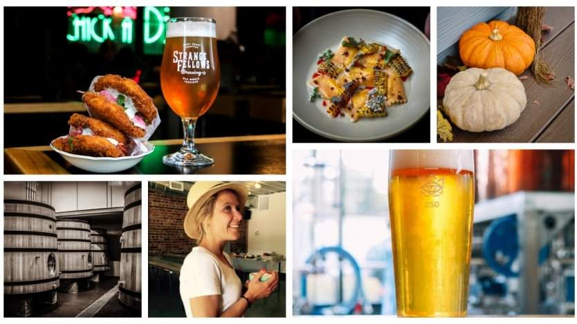 Image for 8 Interesting culinary events to check out across Canada between September 27 and October 5, 2019