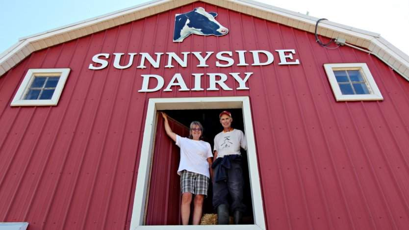 Sunnyside Creamery first in Saskatchewan to sell milk off the farm