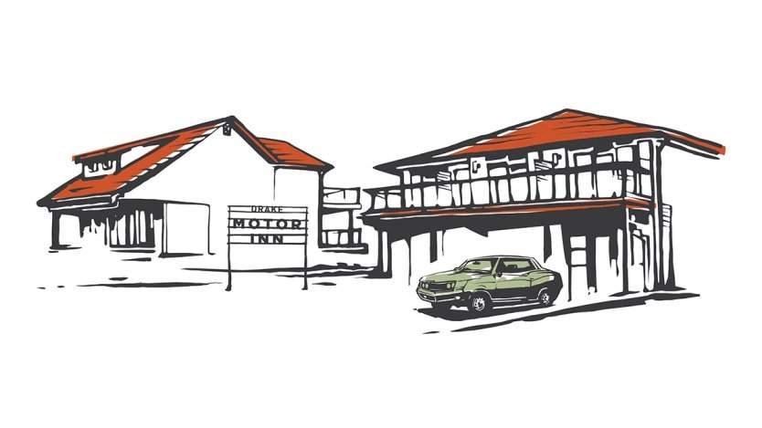 Image for The Drake Motor Inn opens for the summer