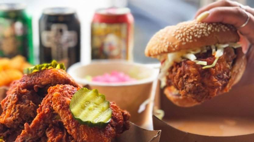 Image for Daily bite: The Downlow Chicken Shack brings Nashville hot chicken to Vancouver