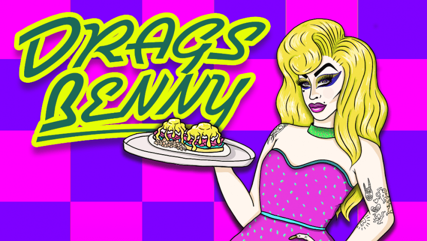 Image for Drags Benny to pop up in Vancouver