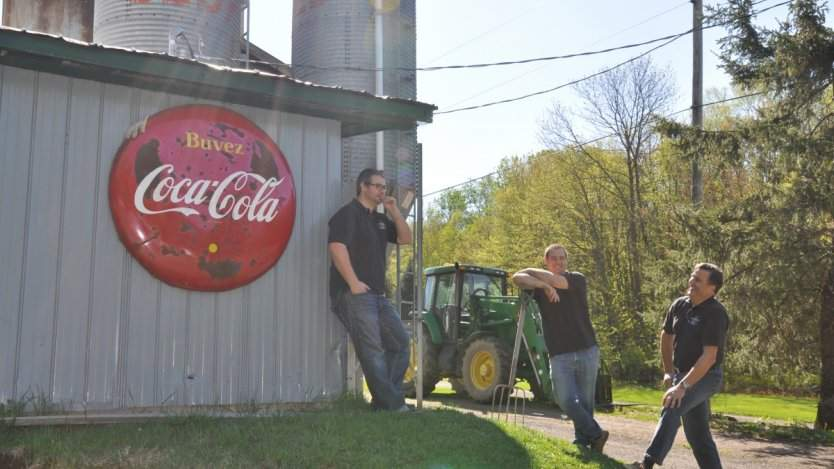 Image for Gaspor Farms puts the spotlight on milk-fed pork