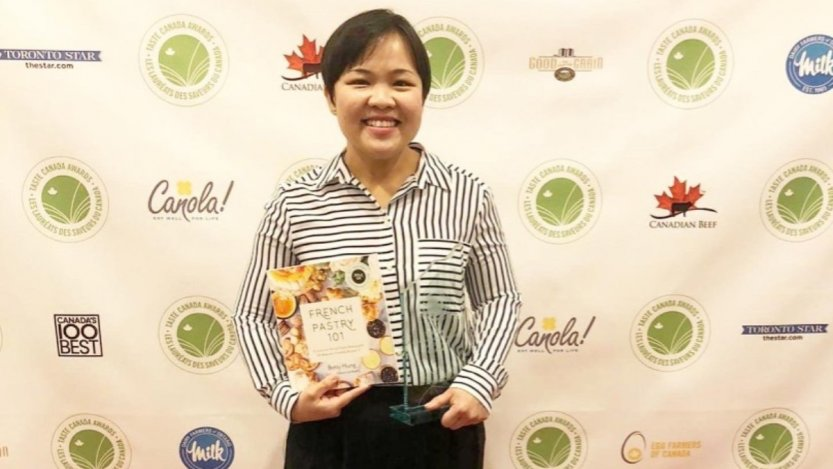 Image for Daily bite: Beaucoup Bakery's Betty Hung wins gold at Taste Canada Awards