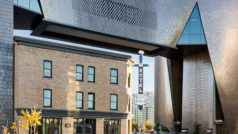 Image for Daily bite: The National Music Centre resurrects the King Edward Hotel as new restaurant and bar