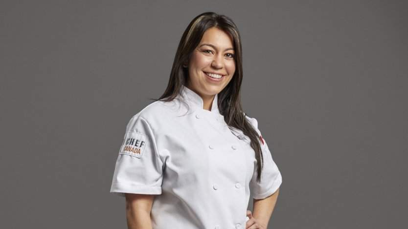 Image for One day in Toronto: Top Chef Canada contestant Elia Herrera