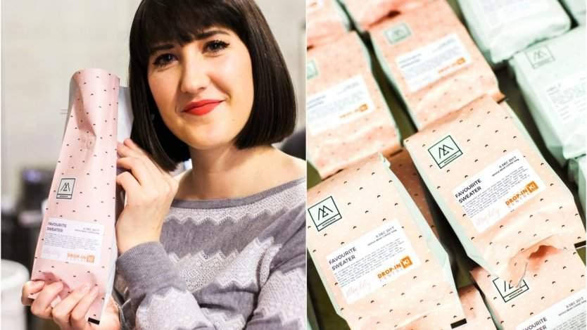 Ellen Doty Monogram Coffee collaboration