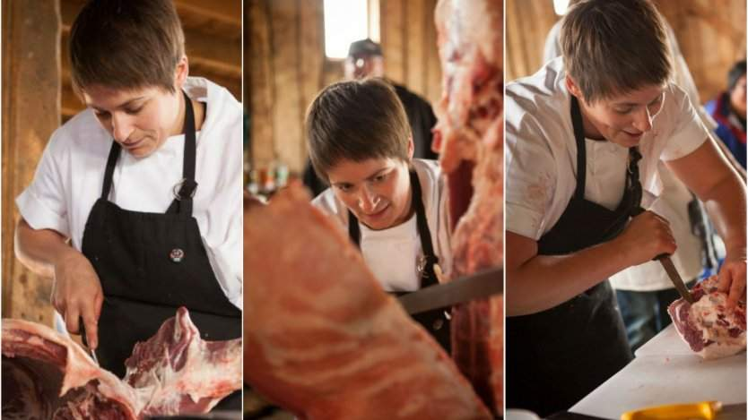 Image for Daily bite: Canadian butchers enter World Butchers' Challenge for the first time ever