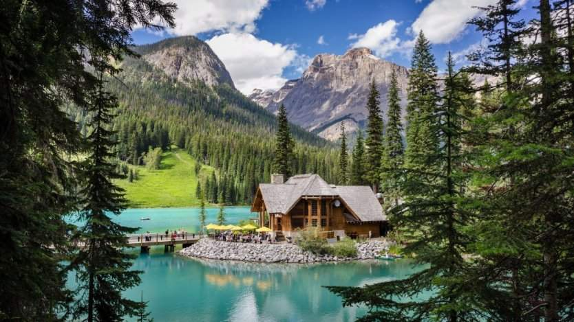 Image for Canadian Rocky Mountain Resorts offers a new way to experience the Rockies
