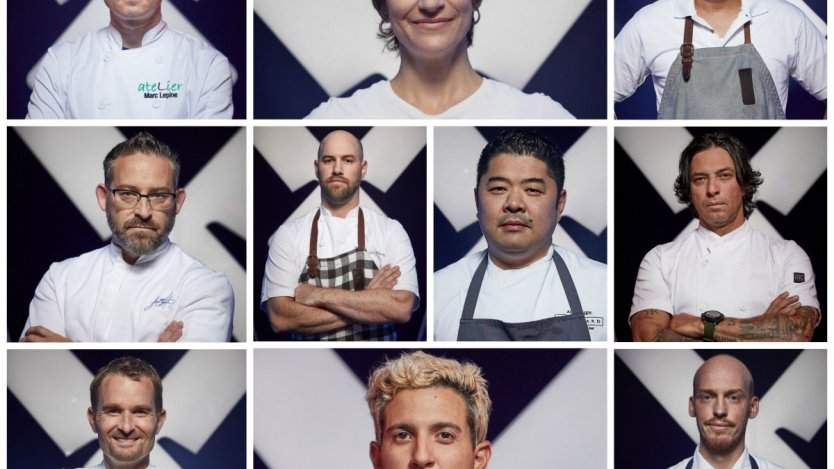 Image for Food Network Canada reveals the 10 Chefs Competitors for Iron Chef Canada