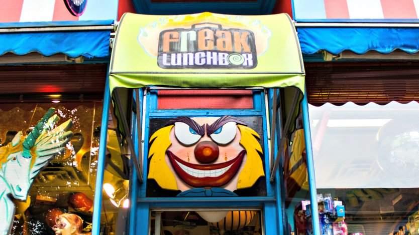 Freak Lunchbox Halifax