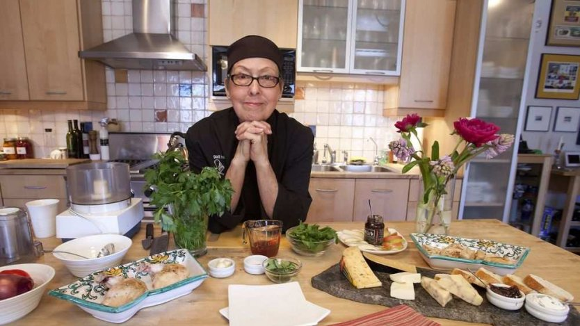 Image for Daily bite: Culinary memoir of late Edmonton chef Gail Hall to be released October 28