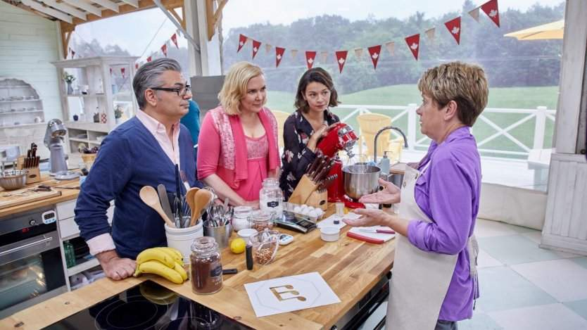 Image for Great Canadian Baking Show: Episode 3 recap