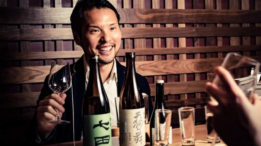 Image for The art of sake pairing with Goro + Gun's Amane Kanai
