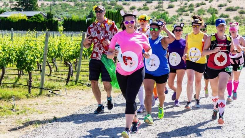 Image for Daily bite: Ticket lottery for the Half Corked Marathon opens November 1