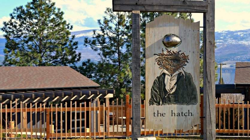 Hatch winery Kelowna