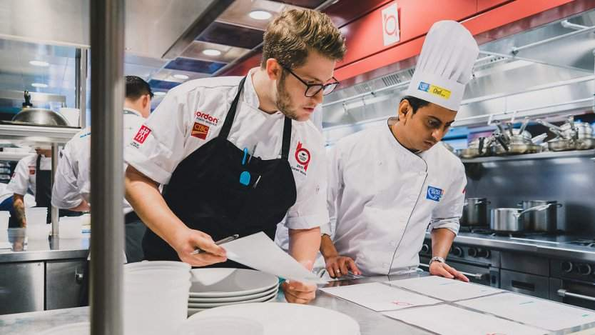 Image for Daily bite: Applications now open for Hawksworth Young Chef Scholarship 2018