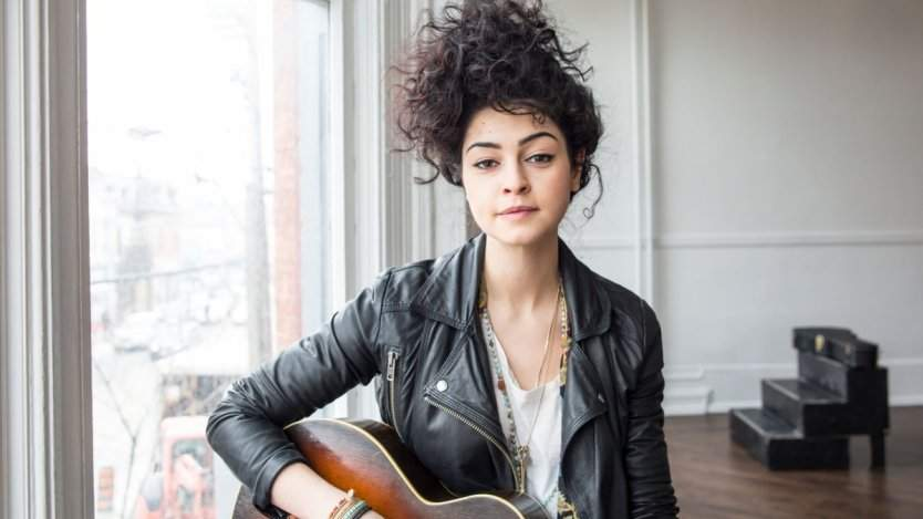 Image for Musician Hill Kourkoutis on Toronto's food scene, creative cooking and songwriting