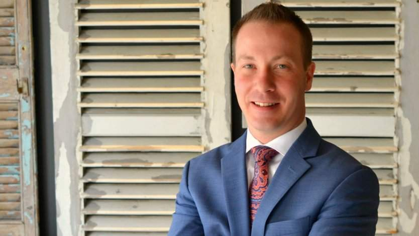 James Werner, Director of Food and Beverage at Hotel Arts