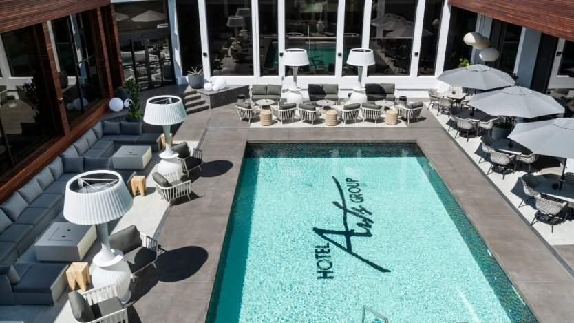 Image for Daily bite: Hotel Arts unveils new poolside experience
