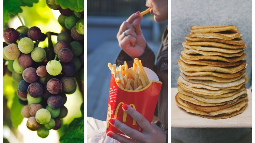 Image for ICYMI: Grape news for Canadian wine producers, an Ontario man not lovin' it, stampede pancakes galore and more