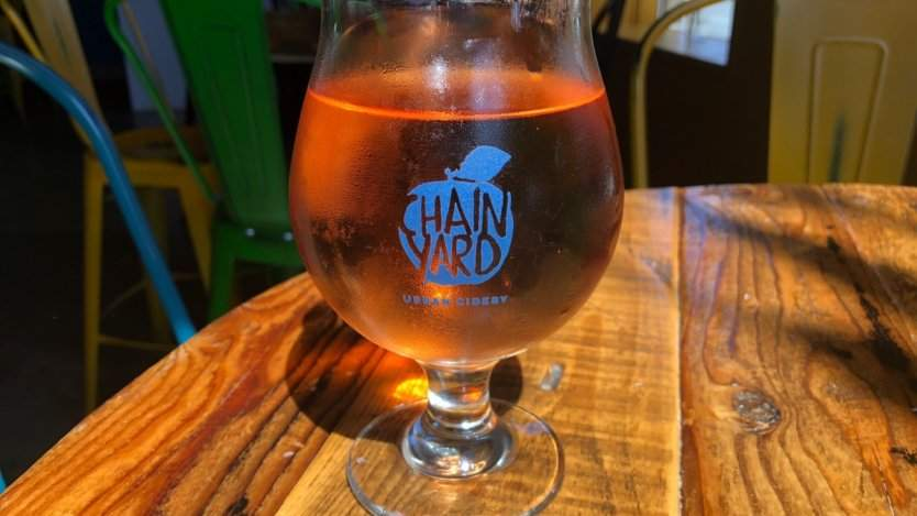 Image for Chain Yard Cider opens a new patio at North and Agricola in Halifax