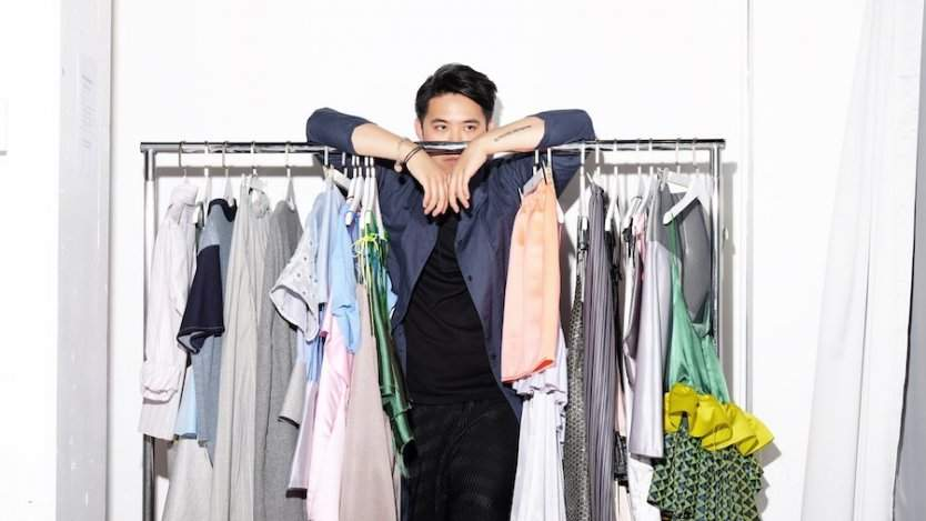 Image for One day in Vancouver: fashion designer Alex Yu