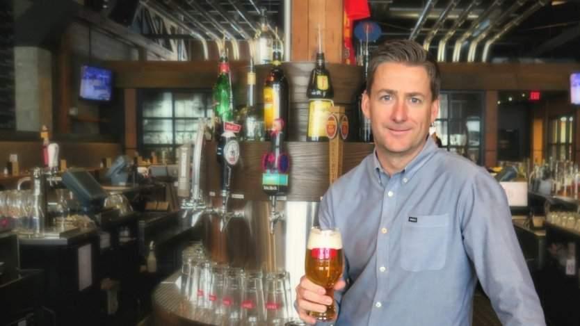 PJ L'Heureux Craft Beer Market