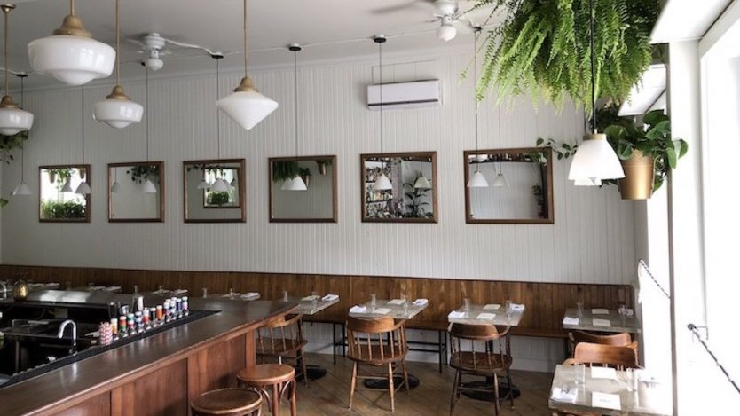 Image for Small is beautiful: Halifax's Bar Kismet
