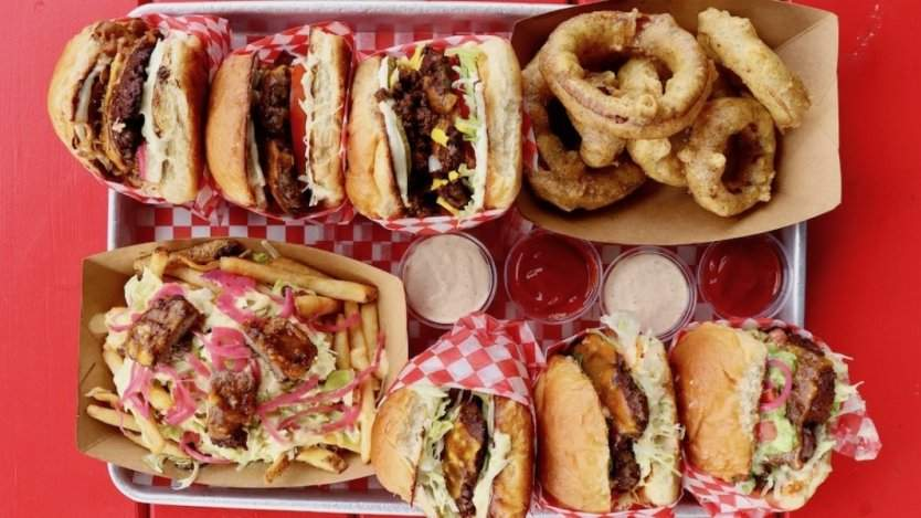 Image for Daily bite: Downlow Smash expands to permanent location at The American