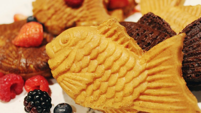 Image for Café Taiyaki brings fish-shaped desserts to Halifax's shores