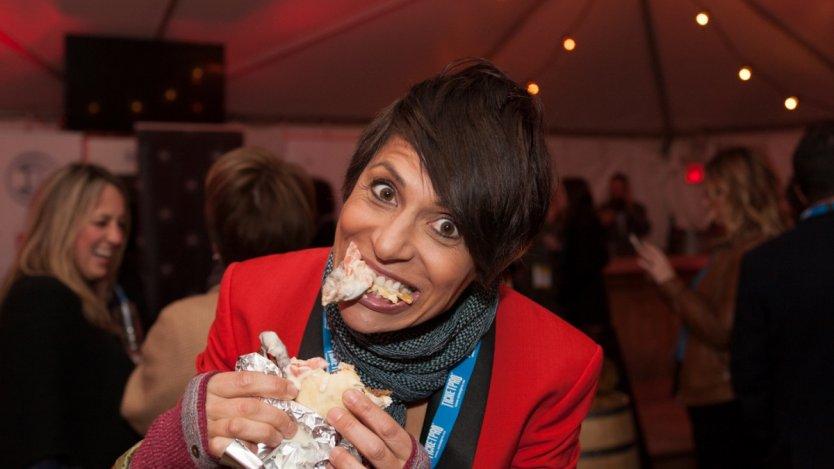 Photo by Julé Malet-Veale - Courtesy of Devour! The Food Film Fest