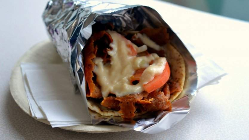 Image for Canadian food DYK: The donair is the official food of Halifax