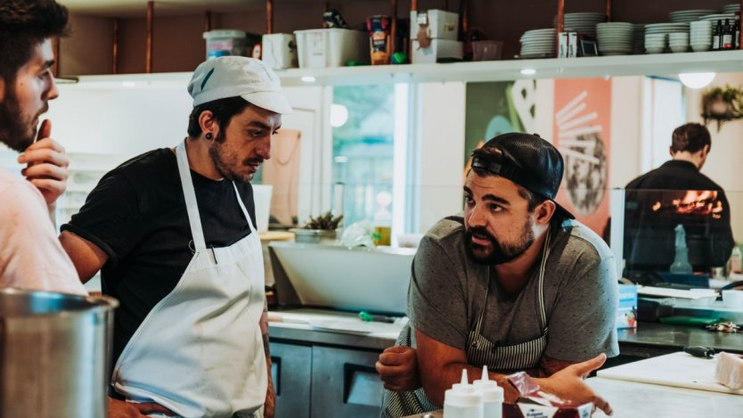 Image for Daily bite: Alessandro Vianello takes over as executive chef of Kitchen Table Restaurants