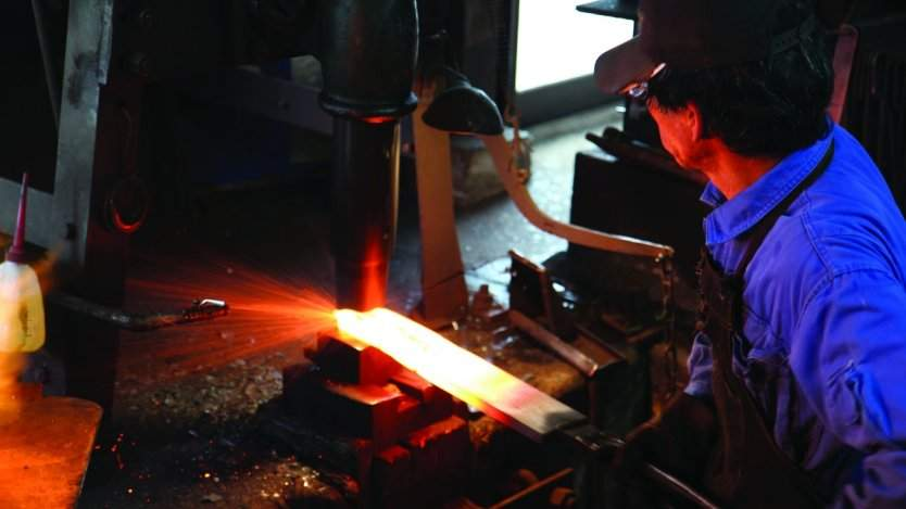 Image for Meet master Japanese blacksmiths at Knifewear
