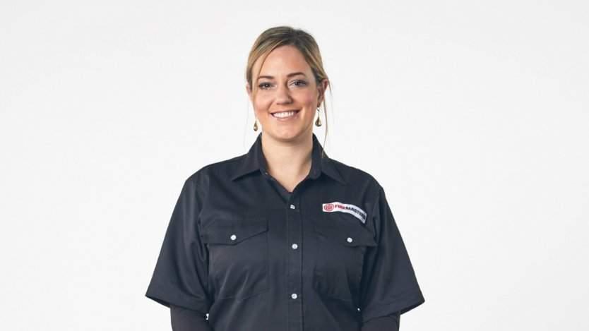 Image for One day in Edmonton: Celebrity chef Lindsay Porter