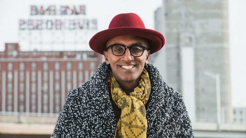 Image for Q & A: Chef Marcus Samuelsson of Montreal's new Marcus restaurant