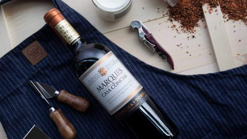 Image for 3 great reasons why you should pair cabernet sauvignon with steak dinner