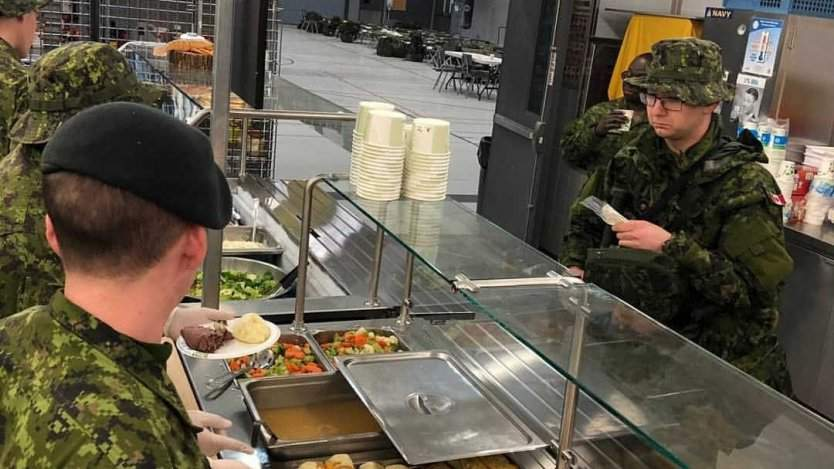 Image for The life of a military cook: A personal essay