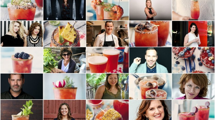 Image for 50 Canadians on how to make the perfect Casesar