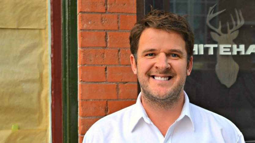 Chef Neil McCue Calgary