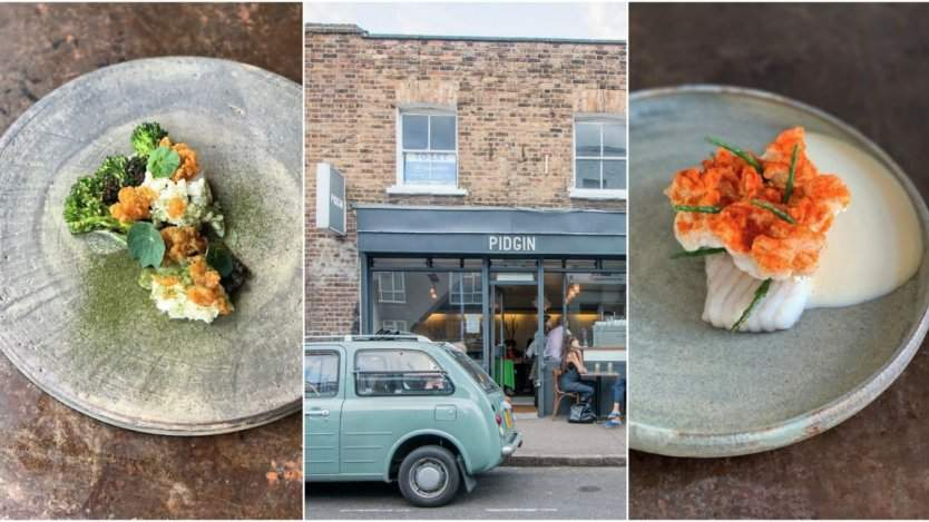 Image for Daily bite: Winnipeg's Mike Robins becomes head chef of acclaimed London restaurant, Pidgin