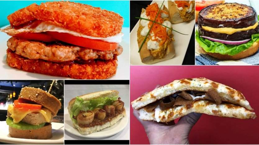 Image for 6 Halifax Burgers Week burgers that aren't actually burgers