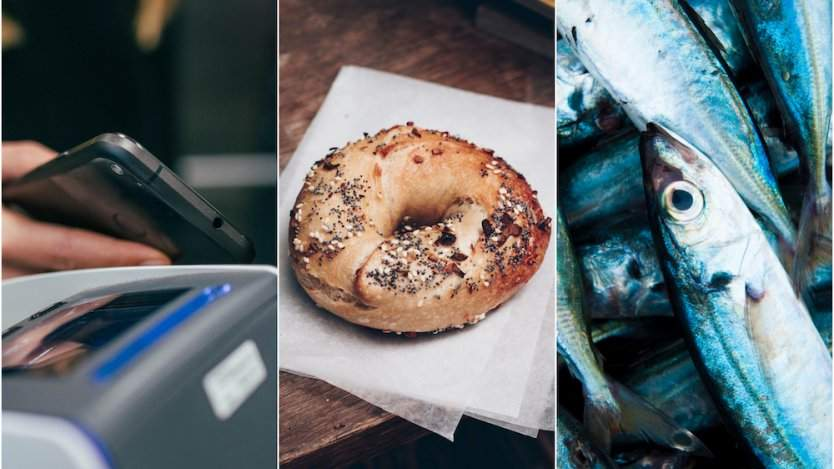 Image for ICYMI: 7-eleven's expands payment options, news seafood farmers alliance, though times for Montreal bagel and more