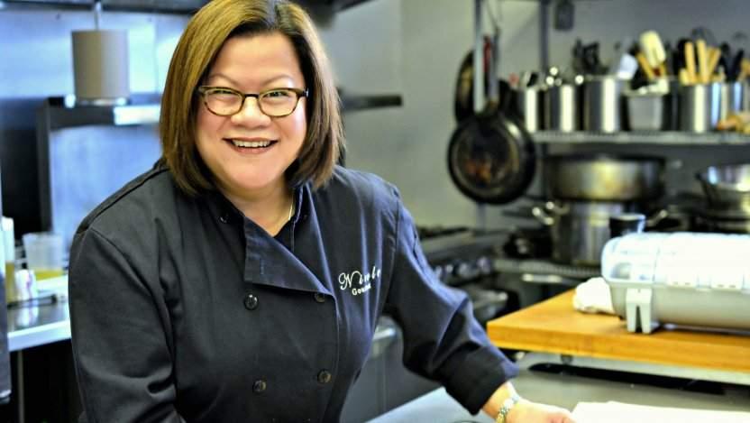 Nicole Gomes chef