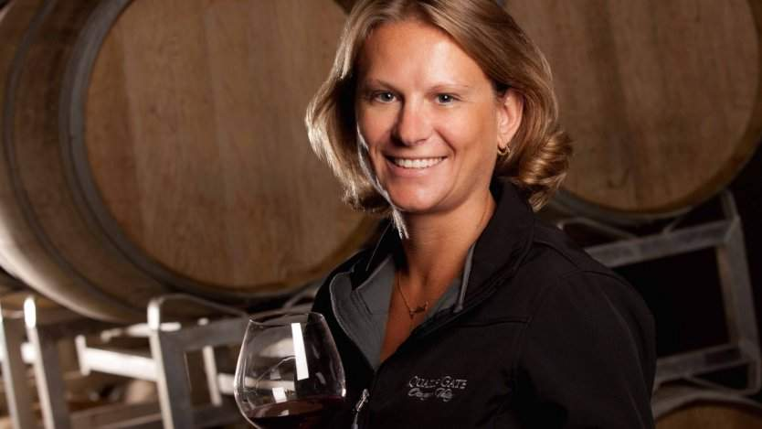 Image for Daily bite: Award-winning winemaker Nikki Callaway joins Laughing Stock Vineyards