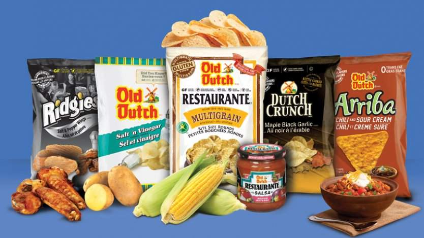 Canadian food DYK: Old Dutch Chips started their snack food