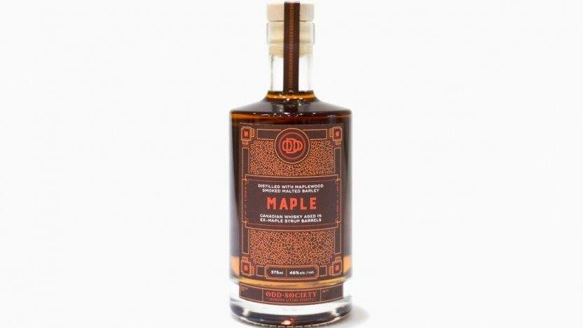Image for Daily bite: Odd Society Spirits introduces new Maple Whisky