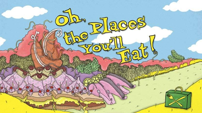 Image for Oh, the Places You'll Eat!